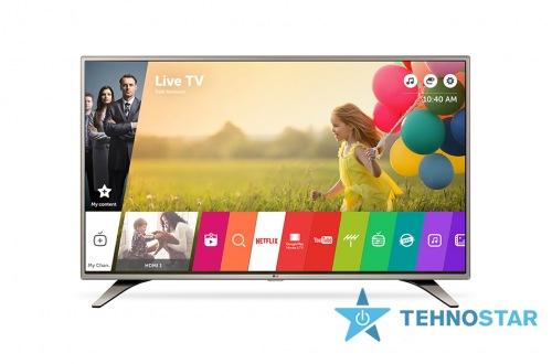 Фото - LED телевизор LG 49LH615V
