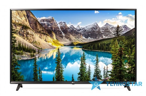 Фото - LED телевизор LG 49UJ630V