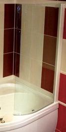 Фото - Шторка для ванны Ravak EVS1-75 L/R