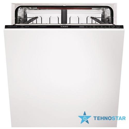 Фото - Посудомоечная машина AEG F55602VIOP