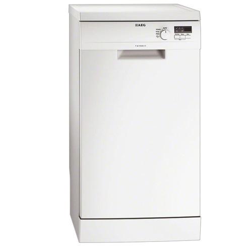 Фото - Посудомоечная машина AEG F 55410 WOP