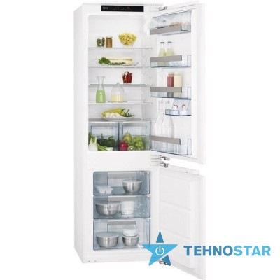 Фото - Встраиваемый холодильник AEG SCS 81800 CO