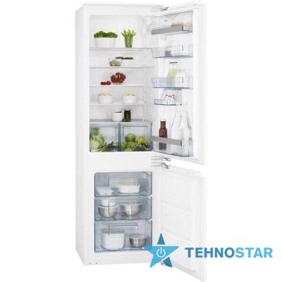 Фото - Встраиваемый холодильник AEG SCS61800F1