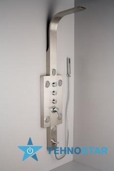 Фото - Душевая панель AM PM W45P-3-163S Tender 3 Душова панель гідромас. /Сорт 1/