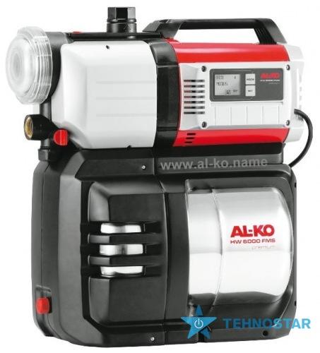 Фото - Насосная станция Al-ko HW 6000 FMS Premium