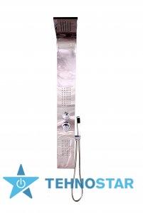 Фото - Душевая панель AquaStream 108 хром