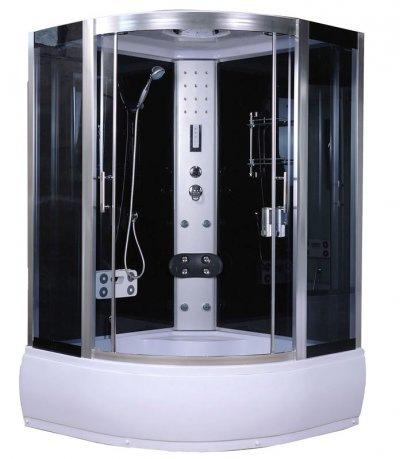 Фото - Гидромассажный бокс AquaStream Comfort 130 HB с гидромассажем и аэромассажем в поддоне
