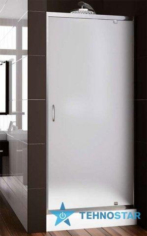 Фото - Душевая дверь Aquaform 103-091112 NIGRA 800х1850 Хром/Скло сатінато