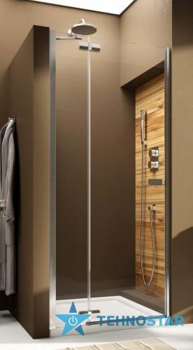 Фото - Душевая дверь Aquaform 103-09380/34 L/R VERRA LINE