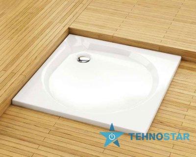 Фото - Душевой поддон Aquaform 200-18504 STANDARD 900х900 Білий