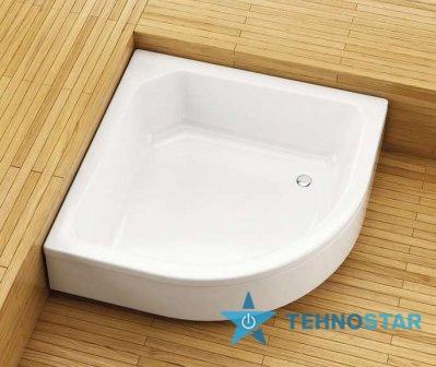 Фото - Душевой поддон Aquaform 200-18612 PLUS 550 800х800 Білий
