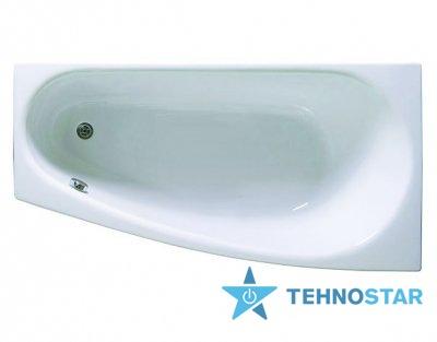 Фото - Ванна Aquaform 241-05152/53 SIMI 160x80 R/L