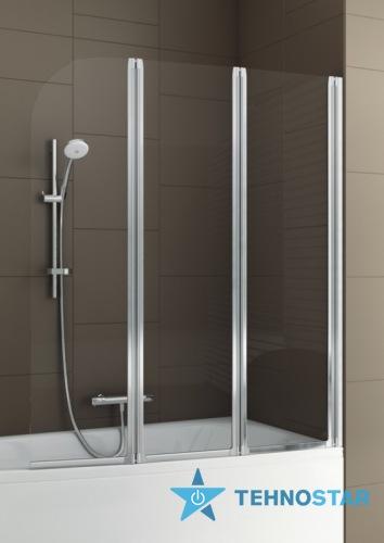Фото - Шторка для ванны Aquaform MODERN 3 170-06956