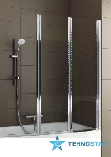Фото - Шторка для ванны Aquaform MODERN 3 170-06992