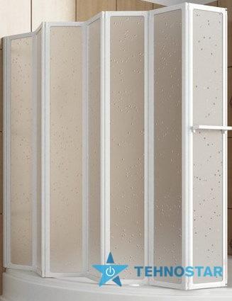 Фото - Шторка для ванны Aquaform NOVUM 7 170-31474 1655x1665