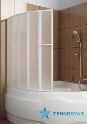 Фото - Шторка для ванны Aquaform NOVUM 5 170-31454