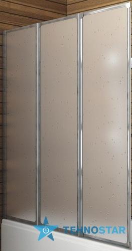 Фото - Шторка для ванны Aquaform STANDARD 3 170-04000 1210x1220