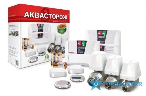 Фото - Защита от протечек воды Aquastorog Premium 2-20 Radio