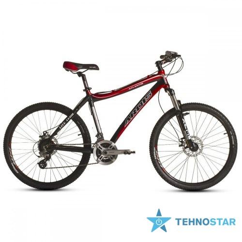 Фото - Велосипед Ardis ATLANTIC 26 19  Красно-черный глянец