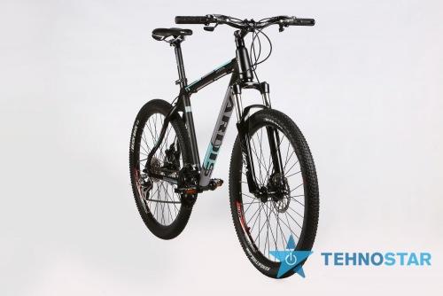 Фото - Велосипед Ardis AURUM 26/ 19,5 Серо-бирюзовый