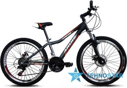 Фото - Велосипед Ardis AVANGER 24 13 серый/черный/оранжевый