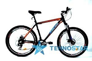 Фото - Велосипед Ardis COLORFUL 26 /рама 21 чёрно оранжевый