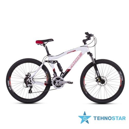Фото - Велосипед Ardis Corsair AMT 26 /рама 19 Бело-черный глянец