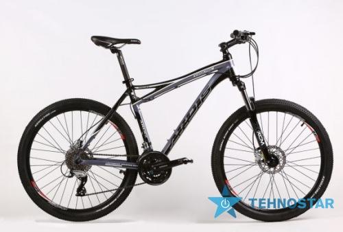 Фото - Велосипед Ardis DINAMIC 26 19,5 Серо-черный-цветной глянец