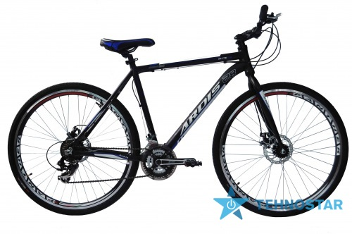 Фото - Велосипед Ardis ELITE 28 17/19/21 Черно синий мат