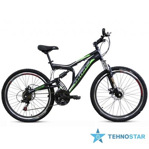 Фото - Велосипед Ardis EXCEED AMT 26 / рама 18 Черный глянец