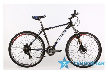 Фото - Велосипед Ardis Elite-2 28 21 Черный/синий