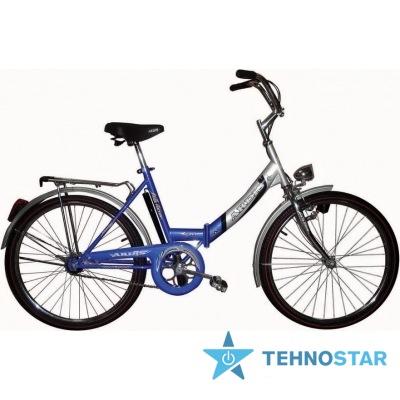 Фото - Велосипед Ardis FOLD 20 19 Синий -красный-зеленый
