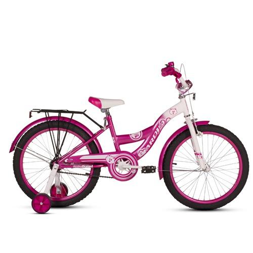 Фото - Велосипед Ardis Fashion Girl 20