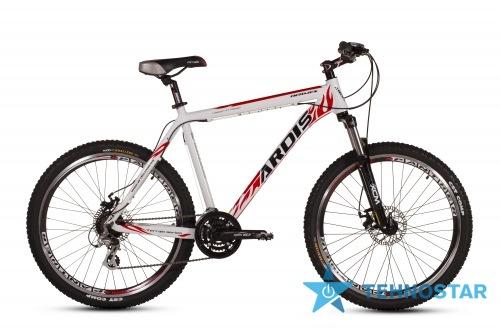 Фото - Велосипед Ardis HERMES 26/ рама 19 Бело-красный