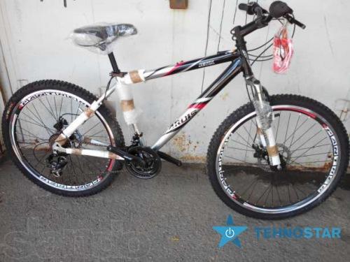 Фото - Велосипед Ardis JETIX-2 26 /рама 19 Черно-серый глянец