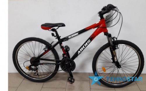 Фото - Велосипед Ardis MANIK 24 черн-красный