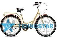 Фото - Велосипед Ardis Messina 26 бежевый