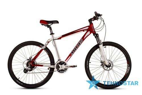 Фото - Велосипед Ardis PROGRESSIVE MTB 26 /рама 19 Красно-белый глянец