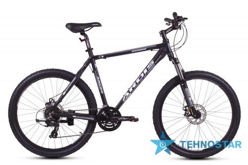 Фото - Велосипед Ardis RIDER 26/ рама 15,5 черно-серый матовый