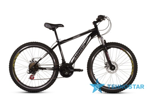 Фото - Велосипед Ardis Racer 24/ рама  13 Черный