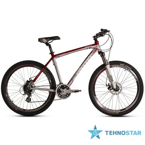 Фото - Велосипед Ardis SPACE MTB 26 /рама 21 Бело-красный глянец