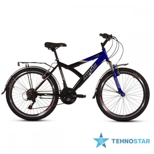 Фото - Велосипед Ardis STRIKER  24/ рама 17 Черно-синий глянец