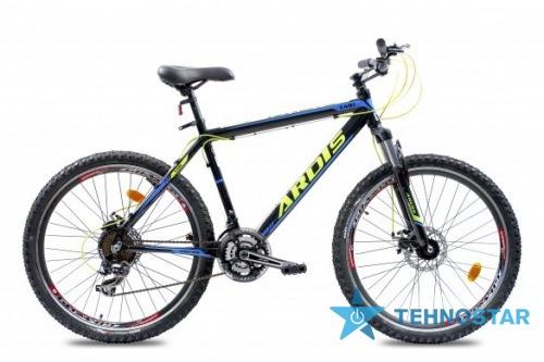 Фото - Велосипед Ardis TARI 26 /рама  19 чорно-салатовый