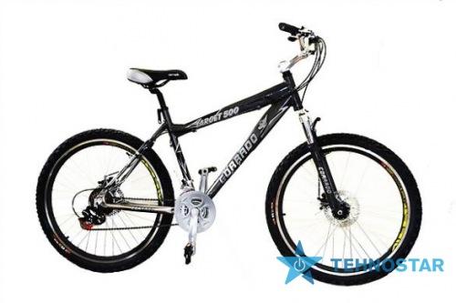 Фото - Велосипед Ardis Target 500 Люкс 26 / рама 19 Серый глянец