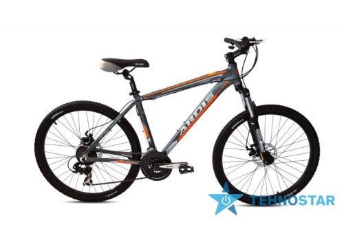Фото - Велосипед Ardis VINCENT 26 /рама 21 Серо-оранжевый мат