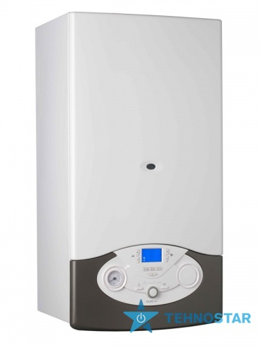 Фото - Газовый котел Ariston Clas EVO 28 FF System (дымоход вкомлекте)