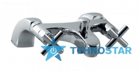 Фото - Смеситель для ванны Armatura 345-010-00 SYMETRIC