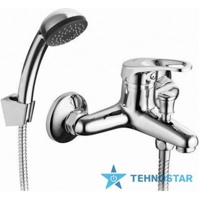 Фото - Смеситель для ванны Armatura 5514-520-00 ECOKRAN (ручка Azuryt)