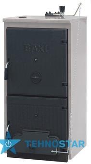 Фото - Твердотопливный котел Baxi BPI-Eco 1.350 (4 секции)