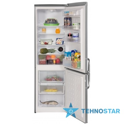 Фото - Холодильник Beko CSA29025X